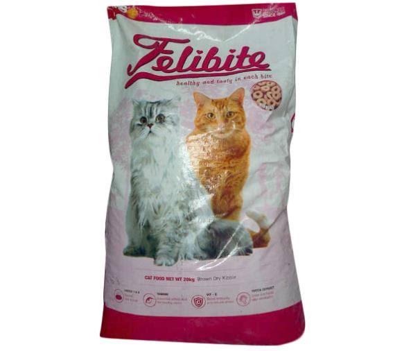 Makanan Kucing Merk Febilite