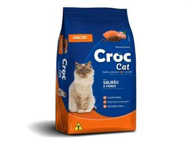 Makanan kucing Croc Cat